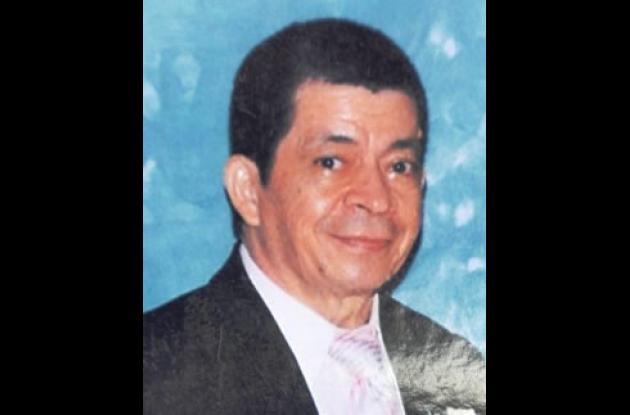 Roberto García Maldonado, tendero fallecido.