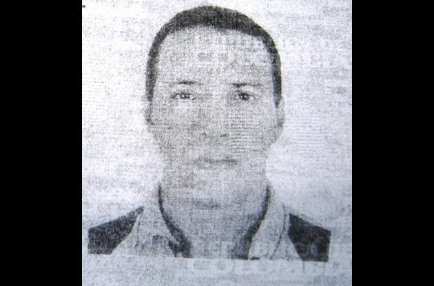 Éder Verbel Rocha, asesinado.