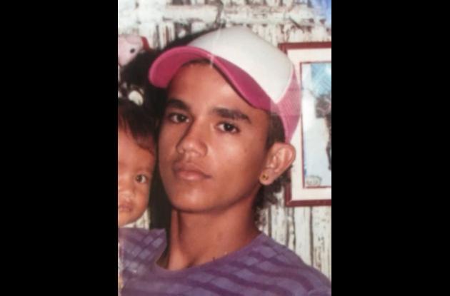 John Jairo Salgado Pérez, asesinado.