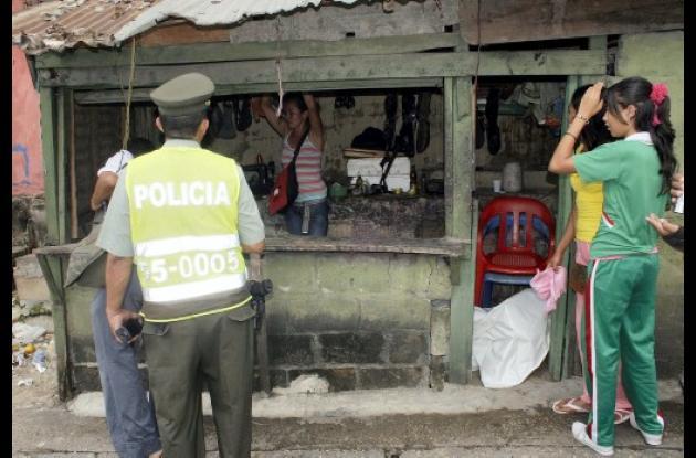 Encuentran muerto al Mono, zapatero del barrio San Juan