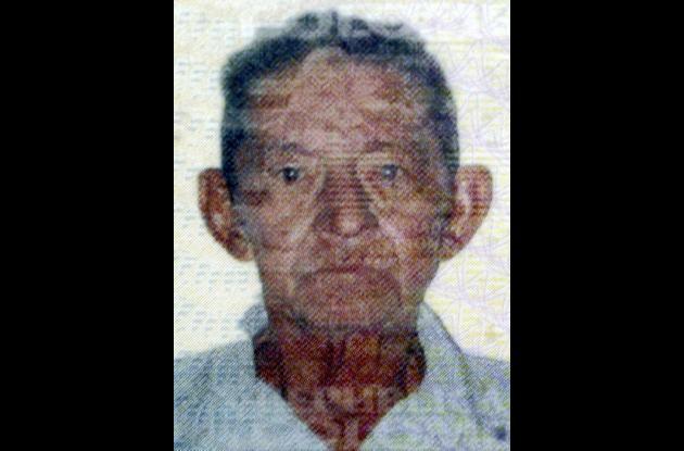 Eulogio Manuel Rivero Pérez, fallecido.