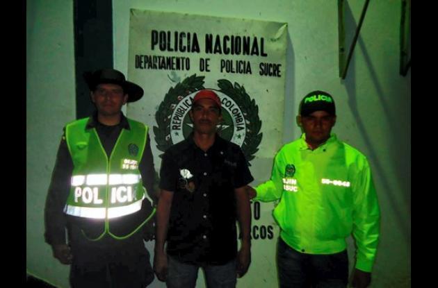 Rubén Darío Oviedo Otero, quedó a disposición de las autoridades.