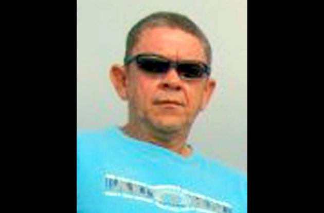 Horacio Castilla, asesinado.