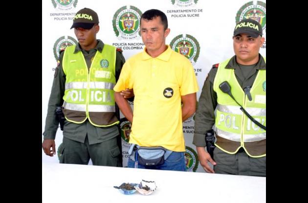 Julio Adolfo Oviedo, capturado