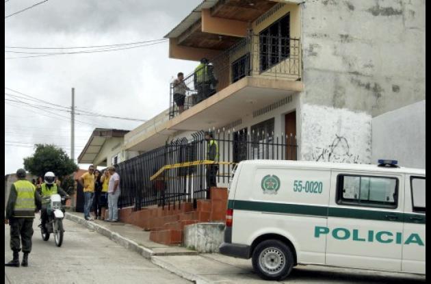 barrio El Recreo de la ciudad de Sincelejo.