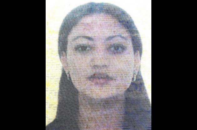 Ana María Correa Payares, muerta.