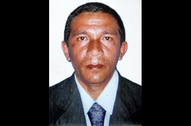 Uribe de Jesús Salgado Contreras, muerto.