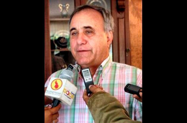 Alfredo Nasser, padre de la víctima.