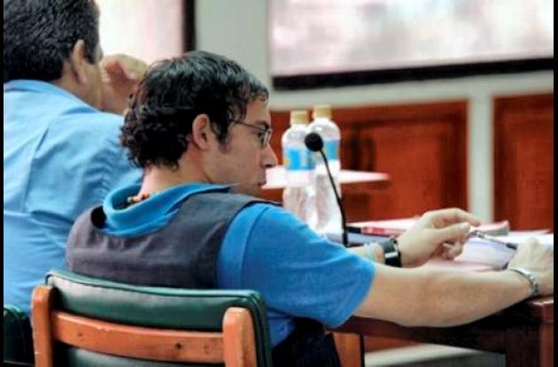 Eduardo José de la Ossa Acosta, condenado por homicidio de Lía Patricia Nasser.