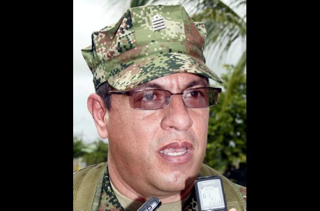 Capitán de Navío Carlos Eduardo Gil de los Ríos