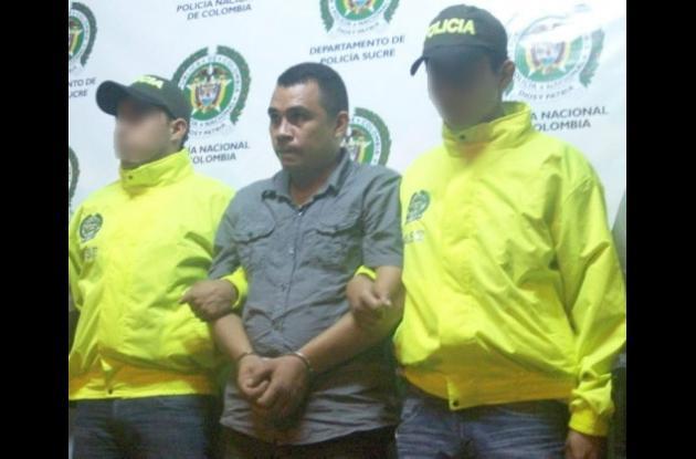 """alias """"Javier""""  fue trasladado a una cárcel de  máxima seguridad."""