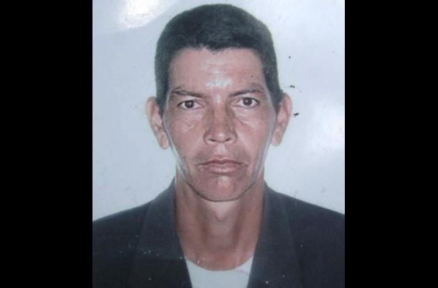 Ramiro González Merlano, asesinado.