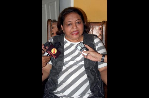 Diana Luz Martínez, exdirectora La Vega.