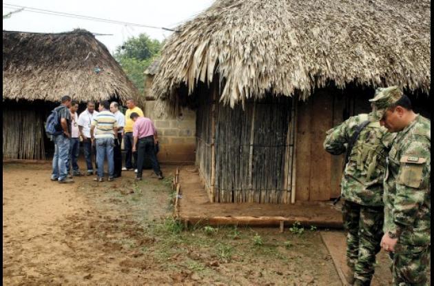 La masacre de los tres campesinos dejó desconcierto entre la comunidad de Laguna