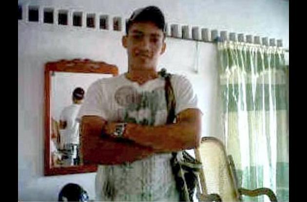 Jhon Luis Sierra, asesinado en Sincelejo.