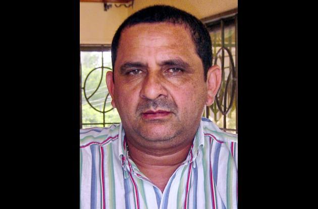 Edgar Benitorevollo, alcalde de San Onofre.