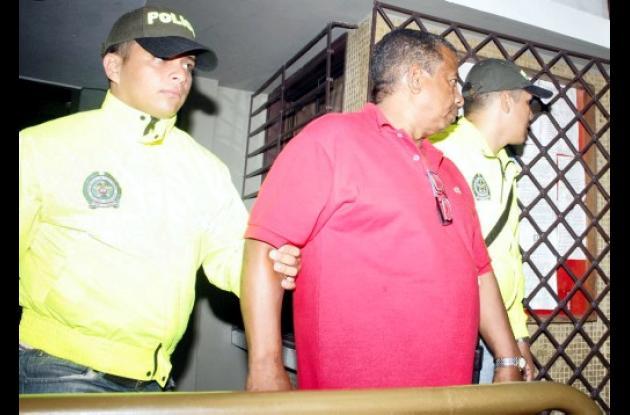 Francisco Meléndez Martínez, enfrentará sindicaciones por contrabando, enajena-