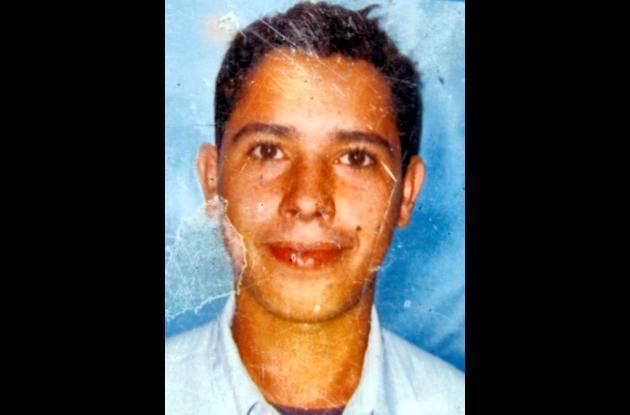 Julian Márquez Salgado, quien perdió la vida en un accidente de tránsito