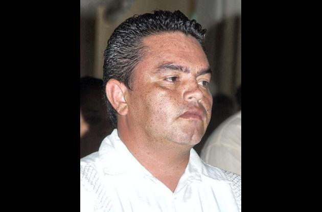 Amalf Escobar Silgado, alcalde de Toluviejo.