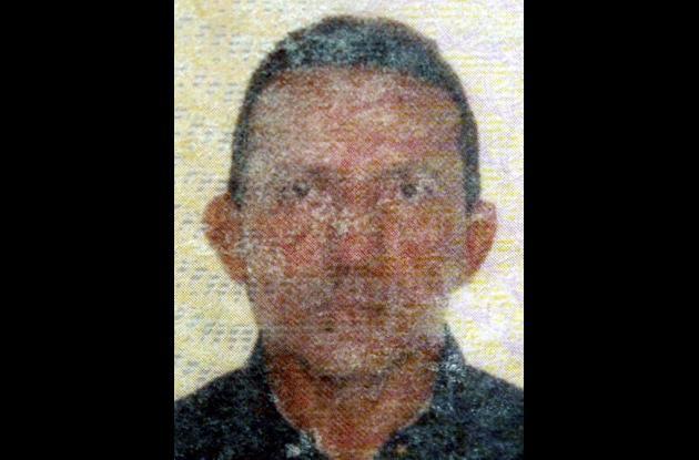 Miguel Obdulio Puentes Sierra, víctima.