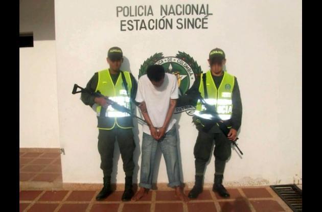 Alfonso José Gil Hoyos, capturados.