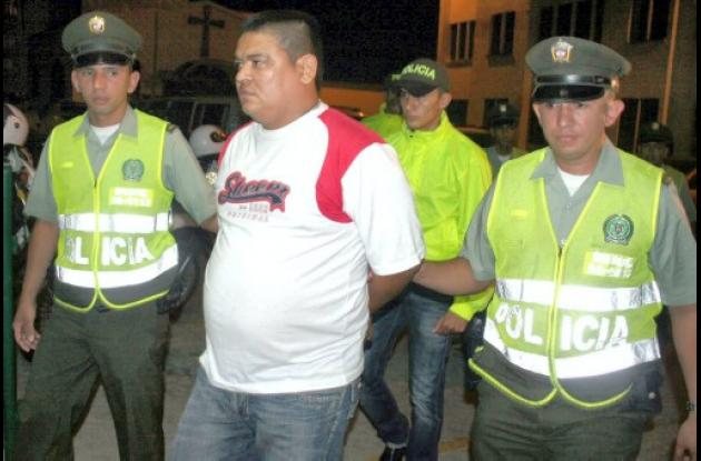 "Juan Carlos Buelvas Ozuna, alias ""Hernán"", presunto bacrim"