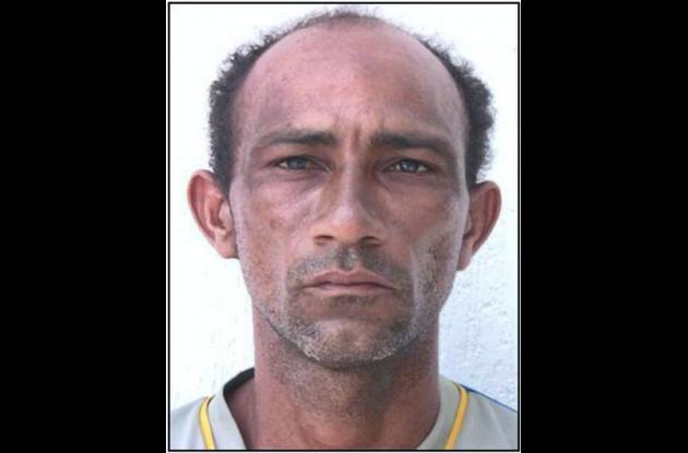 José Ignacio Cárdenas Álvarez,  capturado.