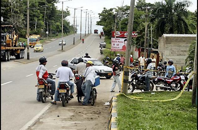 Muerto en accidente de tránsito