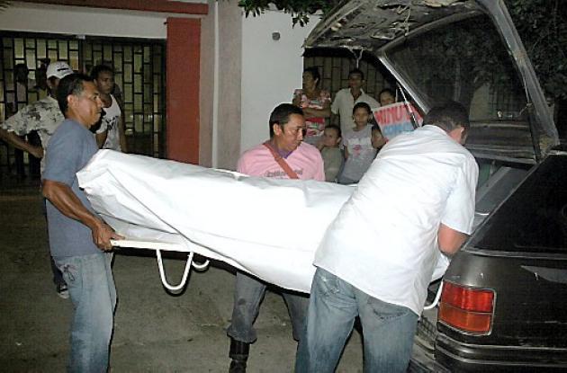 El vendedor de boletas perdió la vida de manera instantánea.