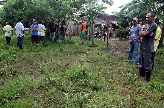 La masacre de Laguna Flor no quedó impune