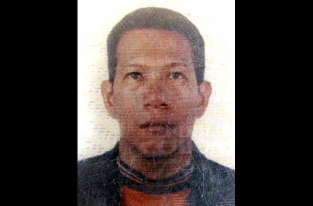 Cesar Mejía Burgos, asesinado.
