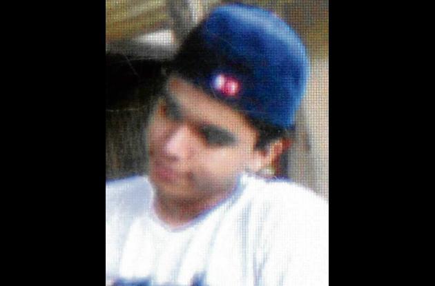 Alain de Jesús Benedetti Romero, joven asesinado.