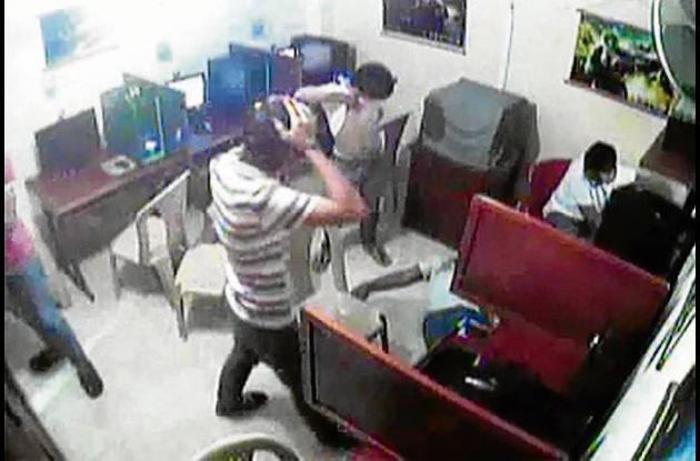 El vídeo de las cámaras de seguridad fue clave para identificar a los criminales