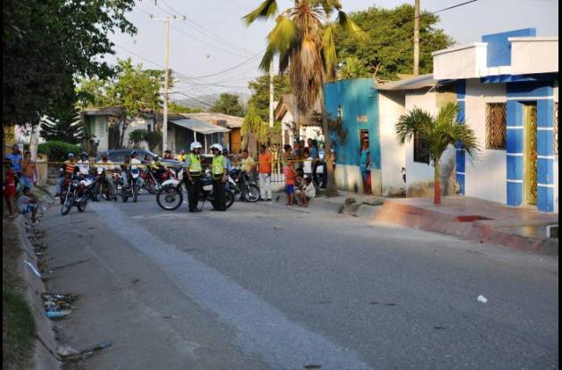 El atentado ocurrió en la Diagonal 5 con Calle 18 del barrio La Fe de Sincelejo.