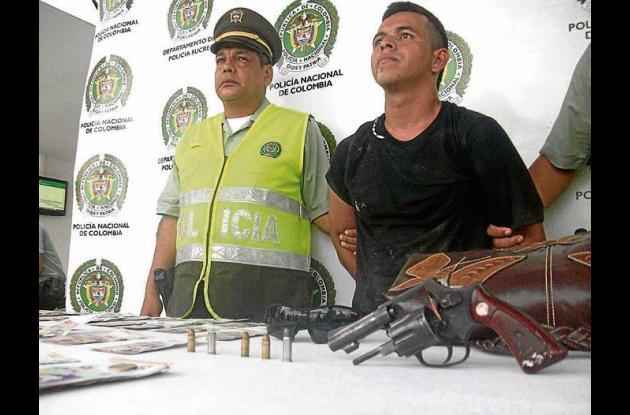 A Edgar Fabián Oquendo, le dictaron medida de aseguramiento