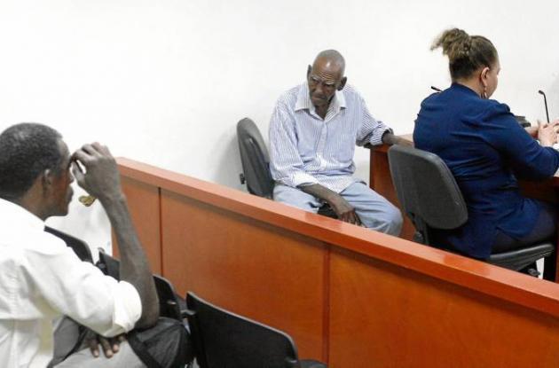 Eliécer Tiberio Rodríguez Anaya, implicado en delito sexual.