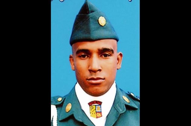 Bairon Alexander Gutiérrez Contreras, fallecido.