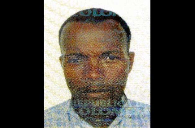 Omer Matos Blanquiceth, pescador asesinado.