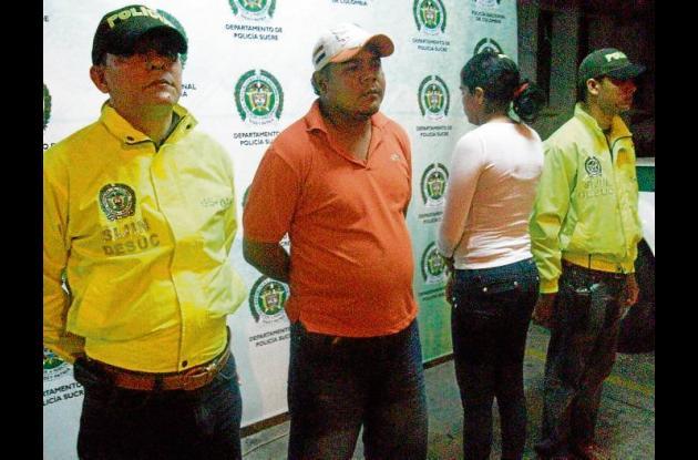 Maryonis Salas Polo y Yessica Carolina Rincón, capturados con alucinógenos