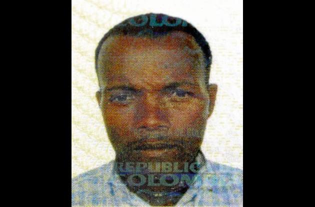 Omer Matos Blanquicet, asesinado.