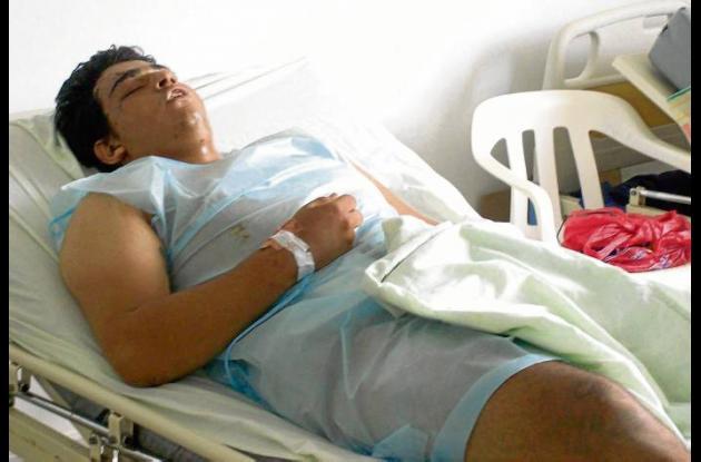 integrante de la barra brava de Atlético Bucaramanga apuñalado