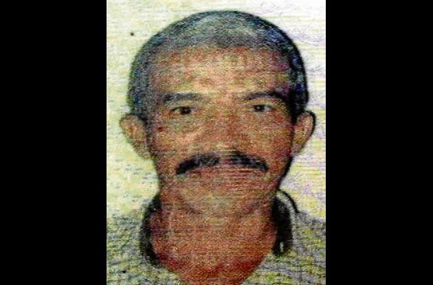 Ángel Rafael Restrepo Manjarrés, asesinado.