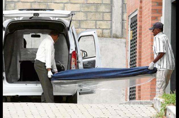 El cuerpo de Ramiro José Tobío Díaz fue entregado a sus familiares