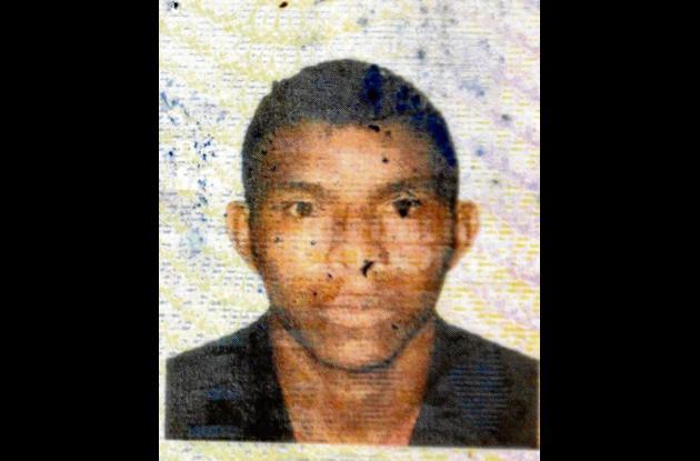 Onario Antonio Romero López fallecido en accidente.
