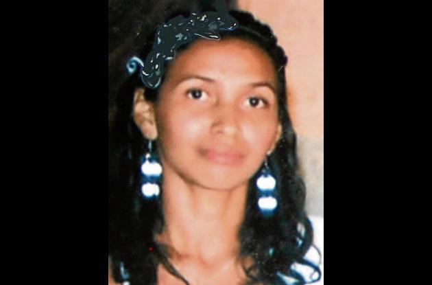 Mirleidys Mendoza Montes, fallecida.