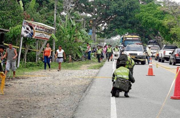Las autoridades tratan de establecer las causas del accidente