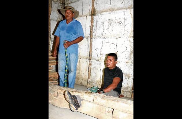 Santander Corrales Mendoza estuvo 72 horas en el cepo