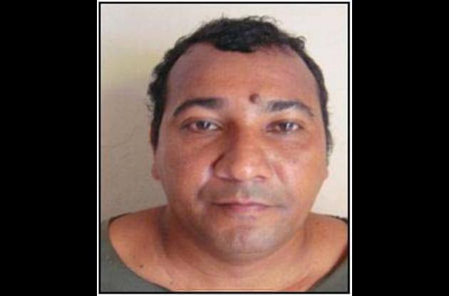 """Henry Alberto Jerez Rodelo, alias """"Jobero"""", capturado."""
