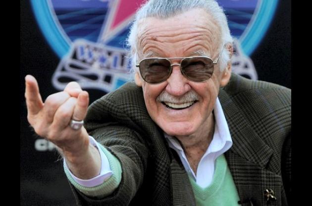 Stan Lee, creador del Hombre Araña.