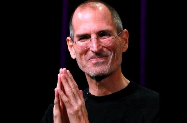 Steve Jobs, director general de Apple.